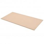 vidaXL 4 бр МДФ плоскости, правоъгълни, 120x60 см, 12 мм
