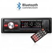 Carguard MP3 autóhifi fejegység, 1 DIN, 4x40W