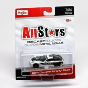 2014 Corvette Stingray Coupe (Police) * All Stars Series 14 * 2014 Maisto 1:64 Scale Die-Cast Collection