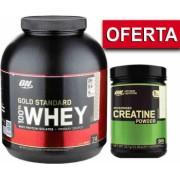 100 Whey Gold Standard Optimum Nutrition 2300g