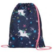 Worek-plecak dla dziewczynki