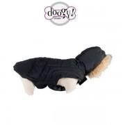 Piumino per cani invernale impermeabile Artic nero (cani - toelettatura cane- gatti -toelettatura gatto)