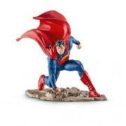 Schleich Superman Kneeling Action Figure