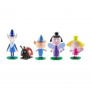 5 Pack De Ben And Holly Bandai 5279