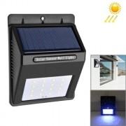 Solcellsbelysning med rörelse och natt sensor