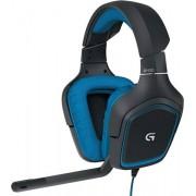 Logitech G430 7.1 Sound Gaming Head, C