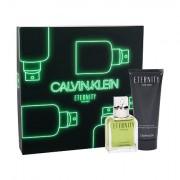 Calvin Klein Eternity confezione regalo eau de parfum 50 ml + doccia gel 100 ml uomo