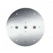 Dispersor dus Hansgrohe Ø 600 mm gama Raindance Rainmaker, cu iluminare, crom