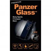 Sony Xperia X Compact PanzerGlass Premium Screen Protector - Black