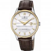 Reloj Hombre C4640/1 Marrón Candino