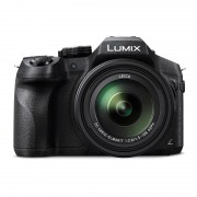 Panasonic Lumix DMC-FZ300 compact camera Zwart