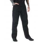 pantalon pour hommes M65 Pant NYCO lavé - Noire