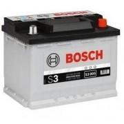 Bosch S3 12V 56Ah 480A Jobb+ autó akkumulátor