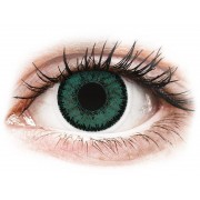 Green Jade contact lenses - SofLens Natural Colors