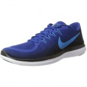 Nike Men'S Flex 2017 Rn Blue Running Shoes