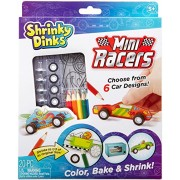 Shrinky Dinks Kit-Mini Racers