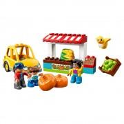 Lego mercado de la granja lego duplo town 10867