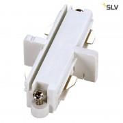 SLV Doorverbinder elektrisch 1-fase WIT