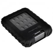 Rack extern HDD/SSD SilverStone MMS01 Black, 2.5 inch SATA, USB 3.0