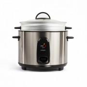 Cuiseur à riz et à la vapeur en inox 1000 W DOC192 Livoo