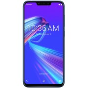 "Telefon Mobil Asus ZenFone Max M2 ZB633KL, Procesor Octa-Core 1.8GHz, IPS Capacitive touchscreen 6.3"", 4GB RAM, 32GB Flash, Dual 13+2MP, Wi-Fi, 4G, Dual Sim, Android (Albastru) + Cartela SIM Orange PrePay, 6 euro credit, 6 GB internet 4G, 2,000 minute nat"