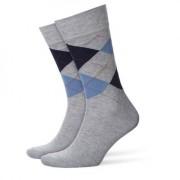 Burlington King Men Socks Light Grey