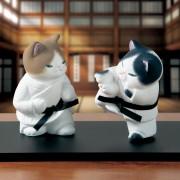 ネコの挑戦/空手 津志田 孟 ホビー・キッズ 【ライトアップショッピングクラブ】