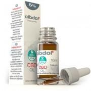 Cibdol Huile de CBD 5% (Olive) (CIBDOL)