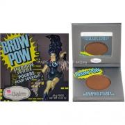 TheBalm Brow Pow Eyebrow Powder 0,85g Сенки за очи за Жени Нюанс - Light Brown