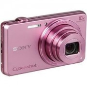 Aparat foto digital Sony Cyber-Shot DSC-WX220, 18 MP, Wi-Fi, Pink