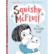 Squishy McFluff: The Invisible Cat!, Paperback