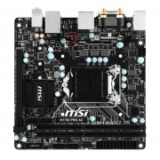 MSI H170I PRO AC Intel H170 LGA 1151 (Socket H4) Mini ITX motherboard