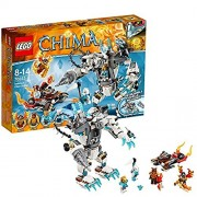 Lego Chima 70223: Icebite's Claw Driller