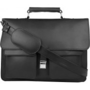 P&Y Fashion Messenger Bag(Black)
