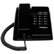 Telefone TC 50 Premium Preto - Intelbras