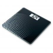 Cantar de sticla Beurer GS210, 180 kg, LCD, design modern