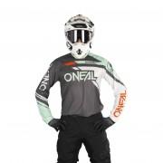 O'Neal Crossshirt O'Neal Hardwear Rizer Grau-Mint