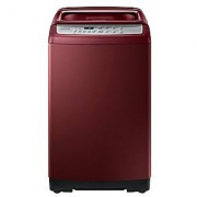 Samsung WA65H4500HP/TL Fully-automatic Top-loading Washing Machine (6.5 Kg Wine Body and Sparkling Scarlet Wine)