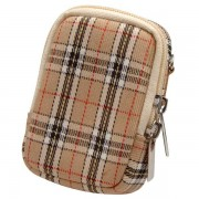 Vivanco Camera Case Scottish Soft 60 Beige