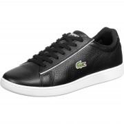 Lacoste Carnaby Evo 120 Herren Schuhe schwarz Gr. 41,0