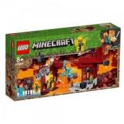 Конструктор Лего Майнкрафт - Светещият мост, LEGO Minecraft, 21154
