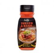 Servivita Salsa Tomate Basílico Zero Calorías 320 ml