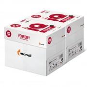 HARTIE COPIATOR IQ ECONOMY A4, 80g/mp, 200 topuri alb A4 80 g/mp 500 coli/top