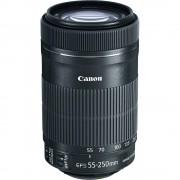 Canon ef-s 55-250mm f/4-5.6 is stm - 2 anni di garanzia - (subito disponibile)