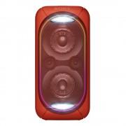 Zvučnik Sony GTK-XB60R, Bluetooth, USB, Crvena