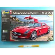Plastic ModelKit 07100 - Mercedes SLS AMG (1:24)