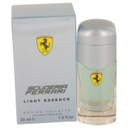 Ferrari Light Essence Eau De Toilette Spray 1 oz / 29.57 mL Men's Fragrances 535945
