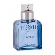Calvin Klein Eternity Aqua For Men apă de toaletă 100 ml pentru bărbați