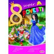 8 Super Povesti - Alba Ca Zapada,...