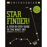 Star Finder!: A Step-By-Step Guide to the Night Sky, Paperback